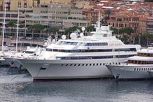 Blohm+Voss - Lady Moura in Monaco