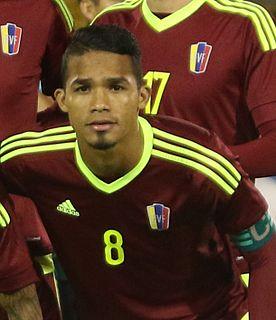 Yangel Herrera Venezuelan footballer