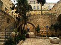 Yard of the Monastery of the Cross, Jerusalem, Israel חצר מנזר המצלבה, ירושלים - panoramio.jpg