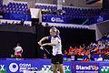 Yonex IFB 2013 - Quarterfinal - Tontowi Ahmad - Liliyana Natsir vs Chris Adcock - Gabrielle White 04.jpg