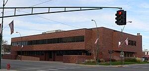 York County, Nebraska - Image: York County Courthouse (Nebraska) 1