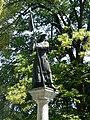Zürich Brunnen der heldenhaften Zürcherinnen Figur.jpg