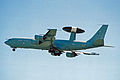 ZH105 B707 E-3D AEW RAF Royal Air Force MAN 09SEP04 (12008302435).jpg