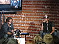 Zachary Levi and Jared Padalecki (5986635290).jpg