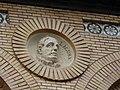 Zaragoza - Antigua Facultad de Medicina - Medallón - Laguna.jpg
