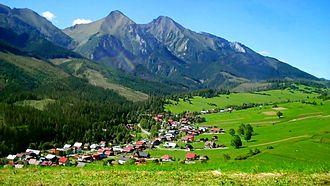 Ždiar - Zdiar and Bielianske Tatras