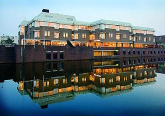 Zeeland Library - Image: Zeeuwse Bibliotheek
