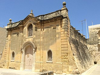 Buttress - Image: Zejtun cultural heritage 11