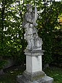 Zell Markt - Schmiedestraße - Figurenbildstock Heiliger Florian.jpg