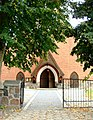 Zespół kościoła ewangelickiego, ob. rzym.-kat. fil. pw. św. Kazimierza Kruszyn (5).JPG