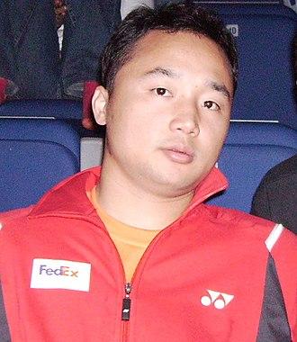 Zhang Jun (badminton) - Image: Zhang Jun