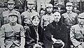 Zhang Xueliang,Soong Mei-ling and Chiang Kai-shek.jpg