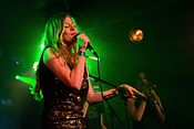 Zoe - ESC-Kandidaten-Clubkonzert Chaya Fuera 2015-03-07 11