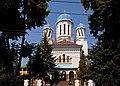 """""""П'яна церква"""" в Чернівцях - вул. Руська, 35 DSC 9620.JPG"""