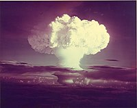 """""""Ivy Mike"""" atmospheric nuclear test - November 1952 - Flickr - The Official CTBTO Photostream.jpg"""