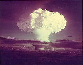 """Ivy Mike"" atmospheric nuclear test - November 1952 - Flickr - The Official CTBTO Photostream.jpg"