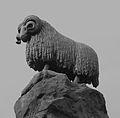 """Old Ram Statue"" Moffat High Street (4073411678).jpg"
