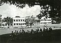"""Paohaiyappas College Hindu Art and Science, Eating in the Shade"" (BOND 0437).jpg"