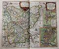 """""""Wagria que est pars orientalis Holsatiae - Iohannes Mejerus; Matthias & Nicolas Peters... sculps."""" (22071309299).jpg"""