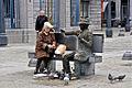 'Georges Simenon' Place Commissaire Maigret Luik (6960666276).jpg