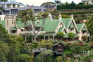 The Hermitage, Vaucluse - Image: (1)The Hermitage Vaucluse Sydney