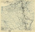 (October 25, 1944), HQ Twelfth Army Group situation map. LOC 2004630235.tif