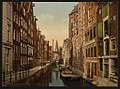 (Old Zÿds, the Kolk (canal), Amsterdam, Holland) LOC 4120030346.jpg