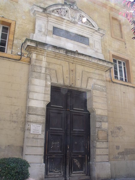 File:École publique mixte Frédéric Mistral à Avignon.jpg