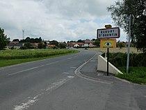 Écourt-Saint-Quentin - Entrée de commune.JPG