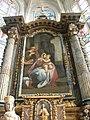 Église Saint-Denis de Sérifontaine autel tableau.JPG