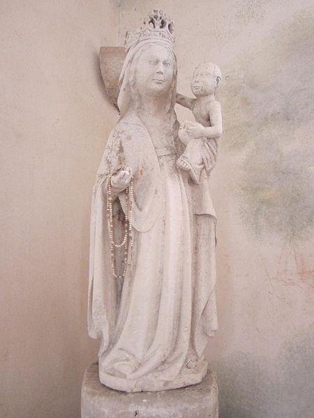 Église Saint-Martin de Baubigny_(Manche)