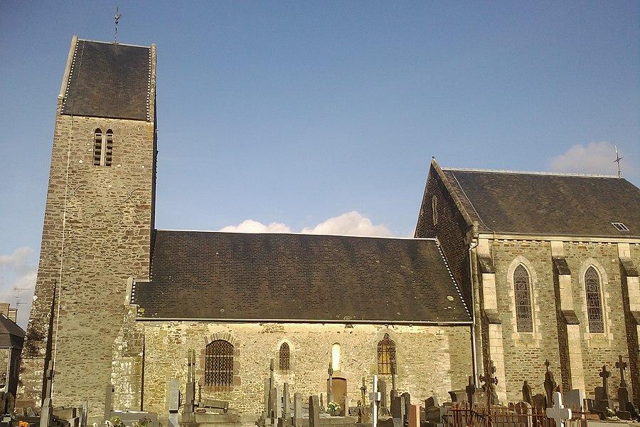 Église de fr:Saint-Samson-de-Bonfossé