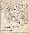 Ókori Görögország térkép In. C. A. Fyffe a görög nép története2.jpg