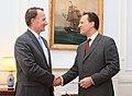 Συνάντηση ΥΠΕΞ,κ.Δ.Δρούτσα, με Πρέσβυ των HΠΑ, κ. Daniel Bennett Smith (5062630944).jpg