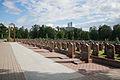 Аllée of Heroes on Preobrazhenskoye Cemetery.jpg