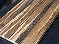 Бамбук прессованный, волокна разного цвета, торцевой замок срезан.jpg