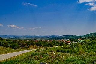 Negorci Village in North Macedonia