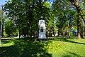 Вінниця, вул. Хмельницьке шосе, Братська могила 20 січових стрільців загиблих в роки громадянської війни.jpg