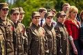 Гвардійки взяли участь у відкритті фотовиставки «Матері героїв» 3494 (26978242301).jpg