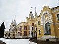 Главный дом усадьбы фон Дервиза, Кирицы, Спасский район, Рязанская область.jpg