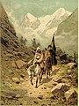 Грузинский П.Н. Черкесы в горах, гравюра 1895 г..jpg
