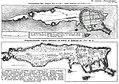 Карта-схема к статье «Кронштадт». Военная энциклопедия Сытина (Санкт-Петербург, 1911-1915).jpg