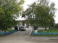 Лаптево. Сельская администрация. 2010г. - panoramio.jpg