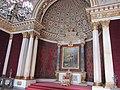 Малый тронный (Петровский) зал. Эрмитаж. Петербург. Июль 2012 - panoramio.jpg