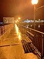 Новый пешеходный мост (БОН) в Красногорске Сахалинской области.jpg
