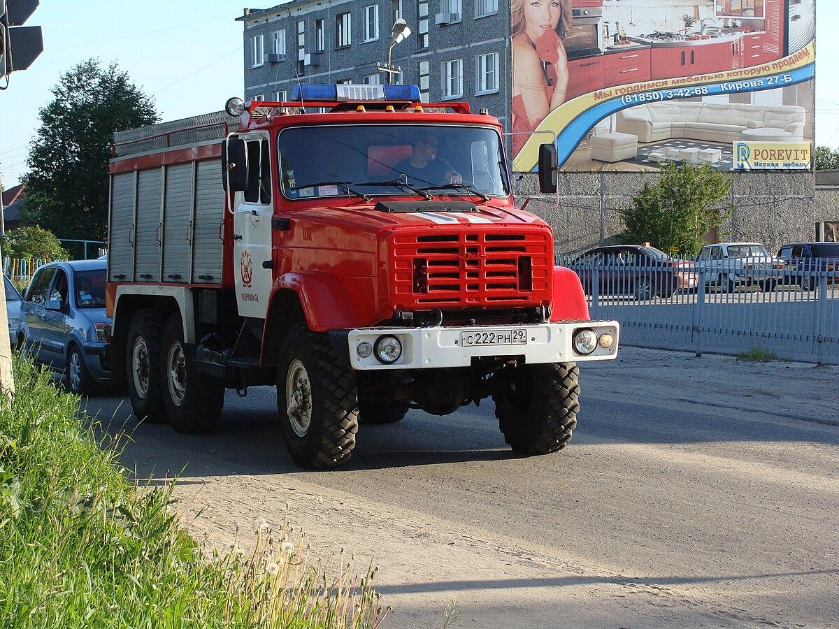 Билеты для водителей пожарных автомобилей