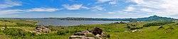 Панорама Колыванского озера, Змеиногорский район, Алтайский край 01.jpg