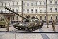 Президент оглянув виставку військової техніки до Дня захисника України 7944 (22029826669).jpg