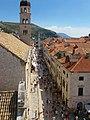Страдун (Плаца) - главная улица старого горлода - panoramio.jpg