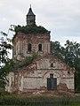 Церковь Иконы Божией Матери Владимирская в Заручевской - panoramio.jpg